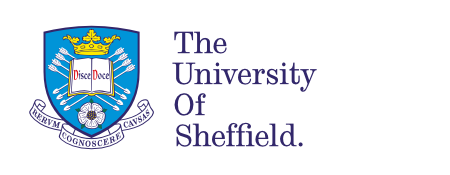 The Univeristy of Sheffield Logo